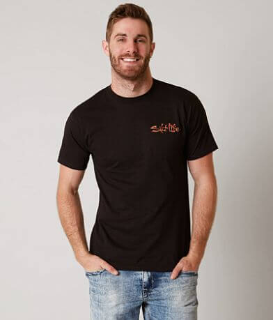 Salt Life Last Cast T-Shirt