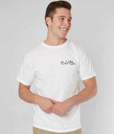 Salt Life Salty State Of Mind T-Shirt