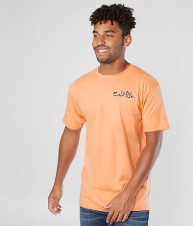 Salt Life Deep Sea To The Bone T-Shirt