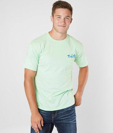 Salt Life Hook Up T-Shirt