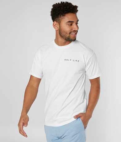 Salt Life Batik Palm T-Shirt