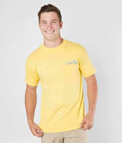 Salt Life Waterdrops Sailfish T-Shirt