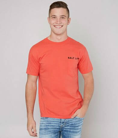 Salt Life Fish Tail T-Shirt