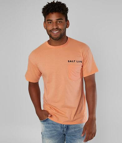 Salt Life Fish Tail Scenic T-Shirt