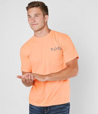 Salt Life Get Hooked Marlin T-Shirt