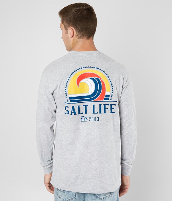 Salt Barrel T Shirt Big Life 7q67r