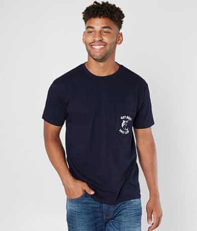Salt Life Get Bent Ale T-Shirt