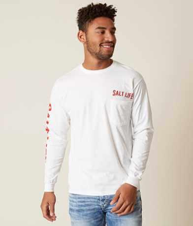 Salt Life American Crab T-Shirt