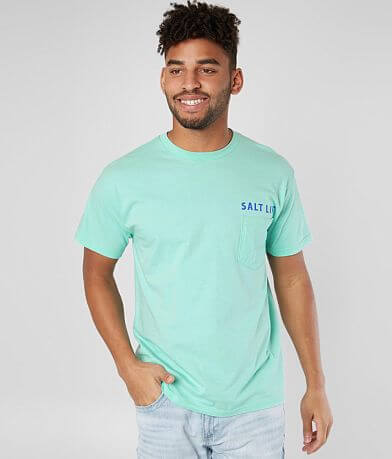 Salt Life Blue Storm T-Shirt