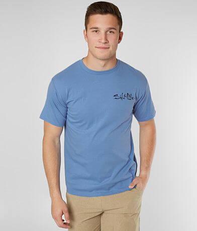 Salt Life Fish Tails & Cocktails T-Shirt