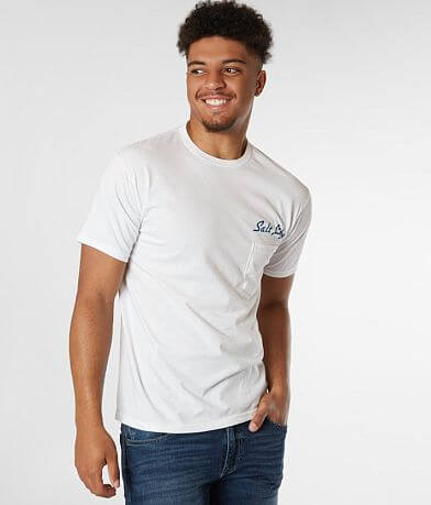 Salt Life Wake & Bait T-Shirt