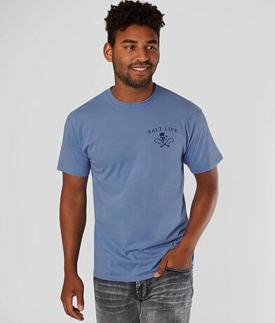 Salt Life Tuna On The Rocks T-Shirt