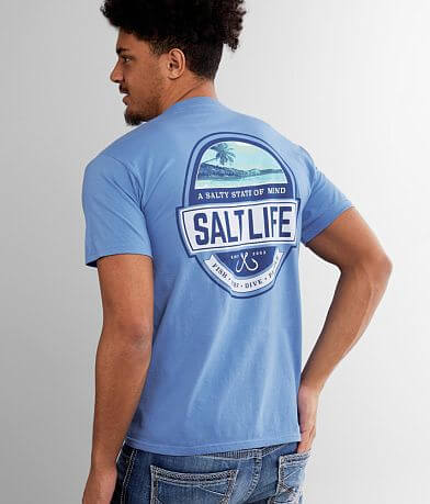 Salt Life Scenic State Of Mind T-Shirt