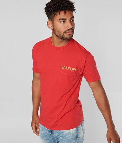 Salt Life Salt Water Sportsmen T-Shirt