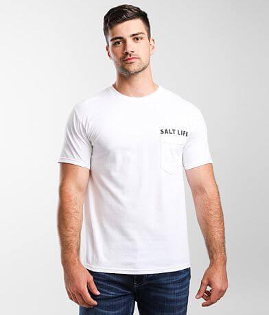 Salt Life Red, White & Bite T-Shirt