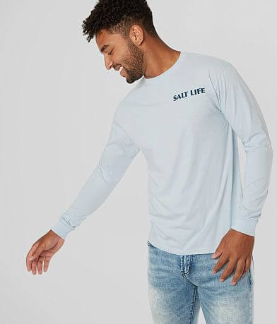 Salt Life Palm Sunset T-Shirt