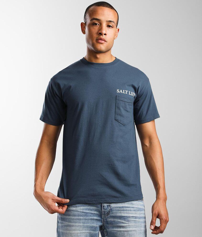 Salt Life Hammock T-Shirt front view