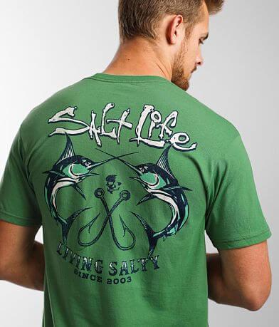 Salt Life Crossed Bills T-Shirt