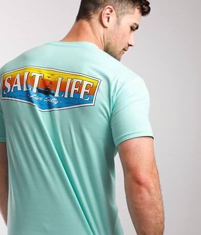 Salt Life Sea Sunset T-Shirt