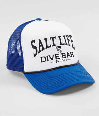 Salt Life Dive Bar Trucker Hat