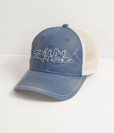 Salt Life Stance Trucker Hat