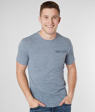 Salt Life Red White & Bluefin T-Shirt