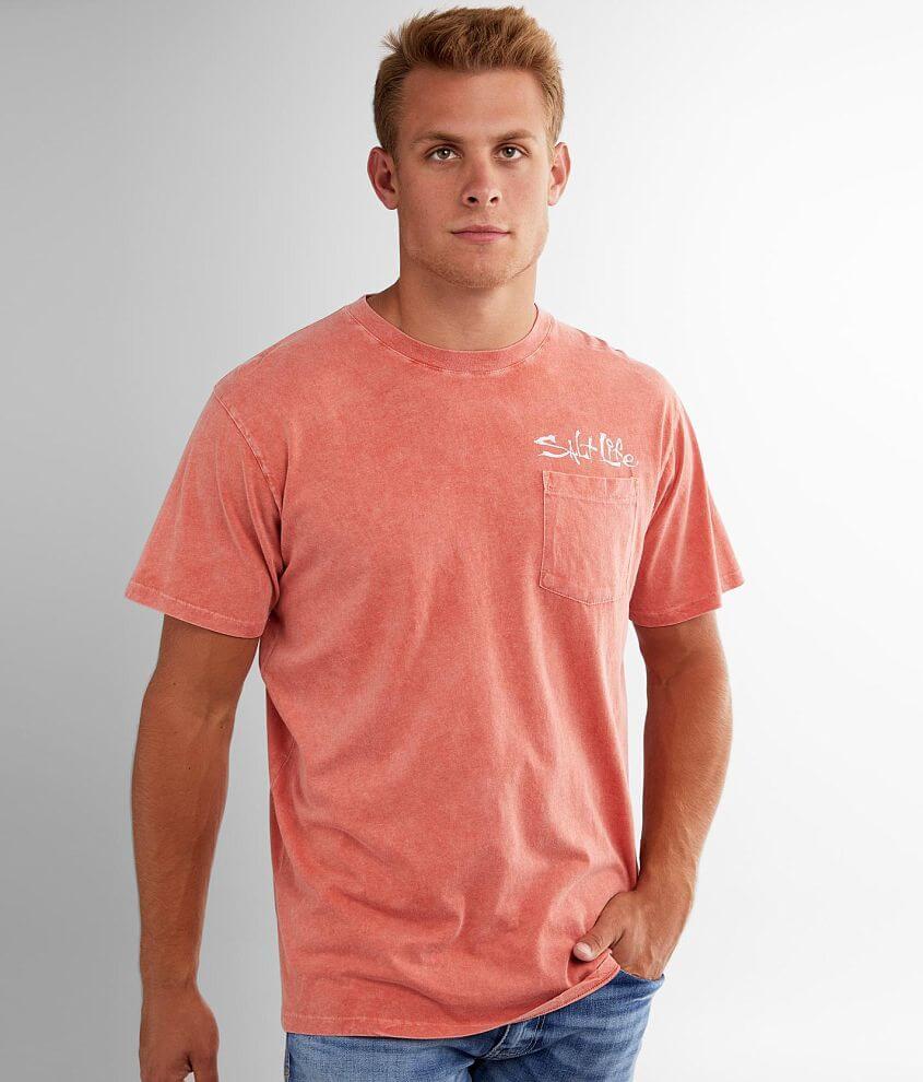 Salt Life Gills 'N Thrills T-Shirt front view