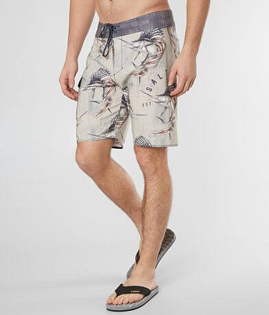 Salt Life Sailfish Glory Stretch Boardshort