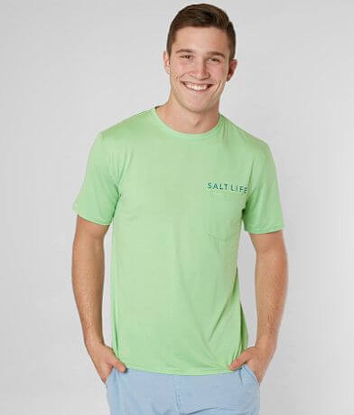 Salt Life Water Icon T-Shirt