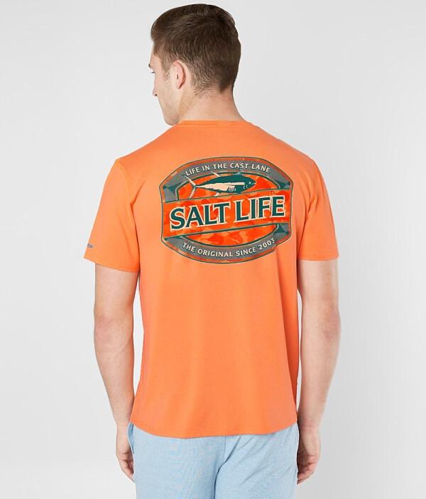 Lane Life In The Life Shirt T Salt Cast XUwxTfRxq