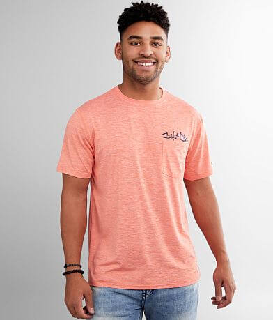 Salt Life Get Hooked Performance T-Shirt