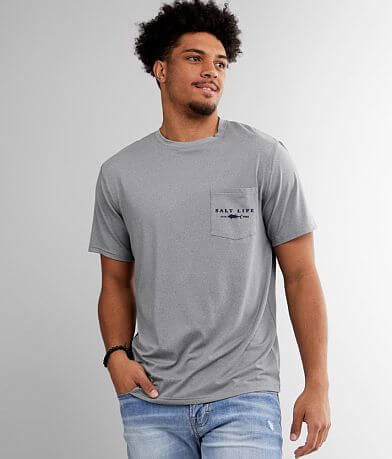 Salt Life Respect Performance T-Shirt