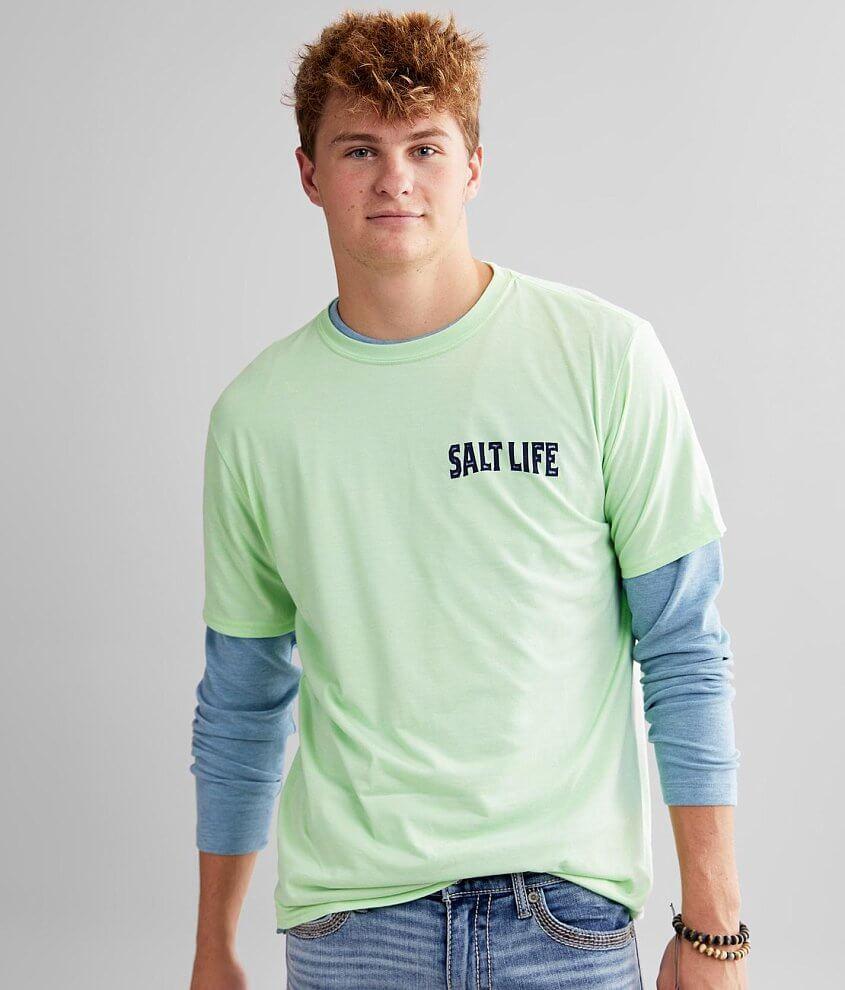 Salt Life Tuna Depth T-Shirt front view