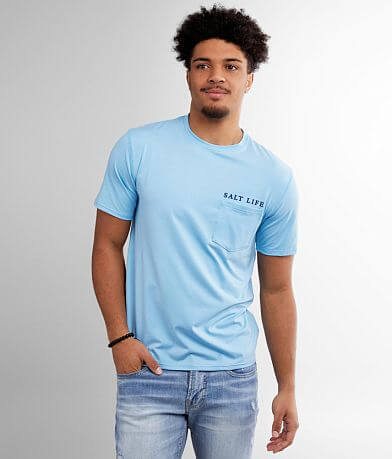 Salt Life Get Lured Performance T-Shirt