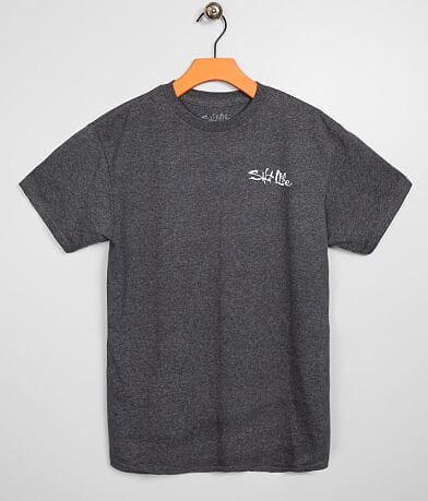 Boys - Salt Life Hook Line & Sinker T-Shirt