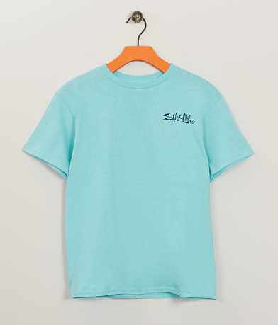 Boys - Salt Life Sailfish Tribe T-Shirt