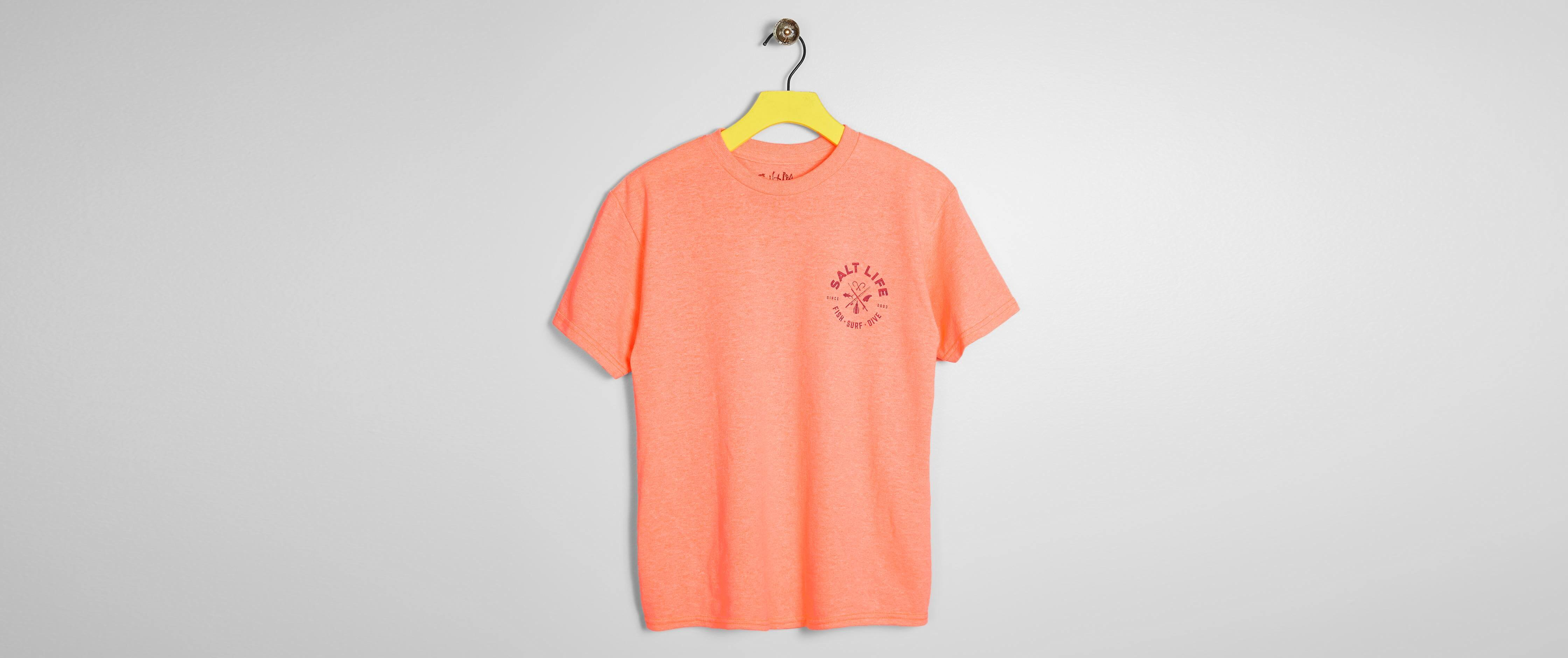 Boys - Salt Life Friction T-Shirt | Tuggl
