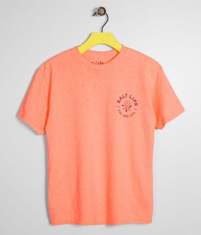 Boys - Salt Life Friction T-Shirt