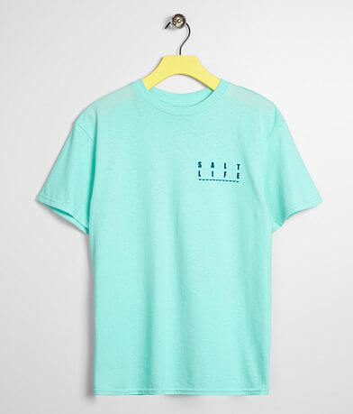 Boys - Salt Life Optic Tails T-Shirt
