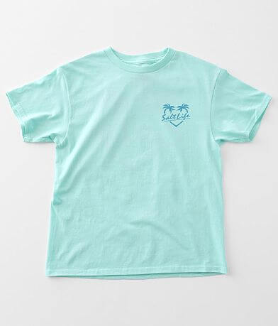 Girls - Salt Life Palm Love T-Shirt