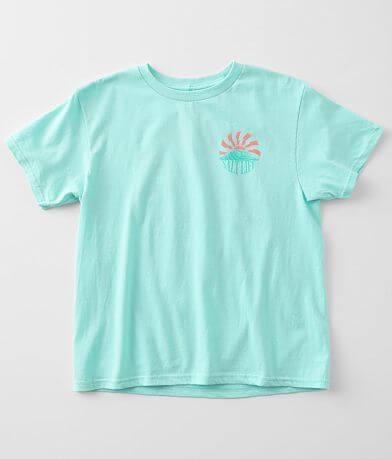 Girls - Salt Life Rising Sunrays T-Shirt