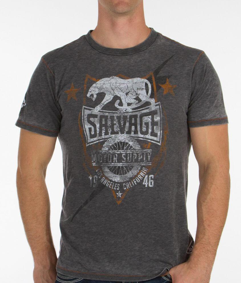 Salvage Fierce T-Shirt front view