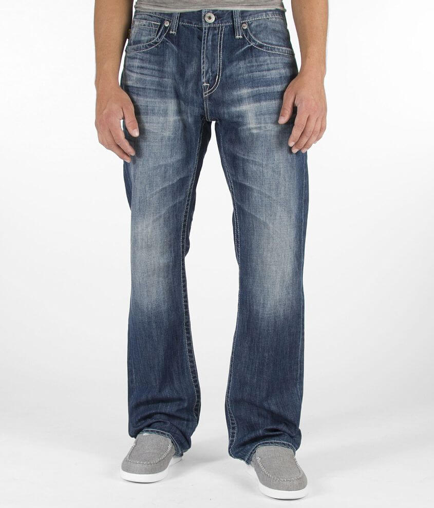 Salvage Anarchy Jean front view