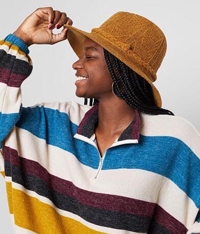 San Diego Hat® Company Woven Panama Hat