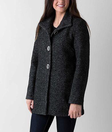 CoffeeShop Textured Coat