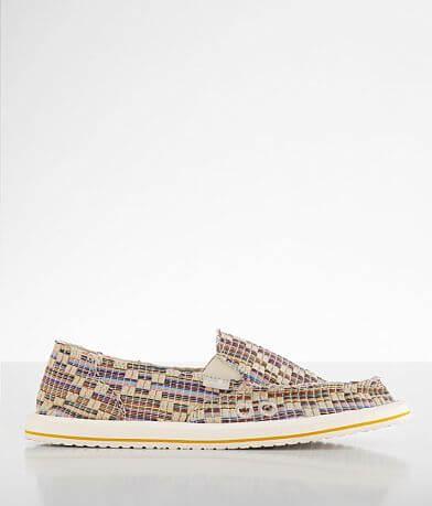 Sanuk Donna Weave Shoe