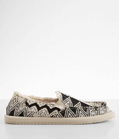 Sanuk Donna Tribal Chill Shoe