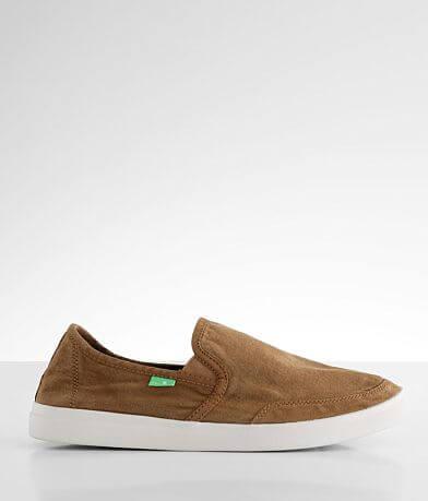 Sanuk Vagabond Canvas Shoe