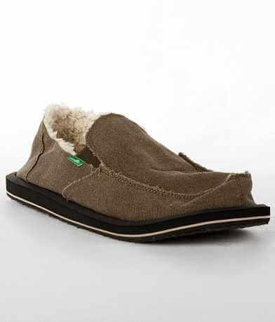 Sanuk Vagabond Chill Surfer Shoe