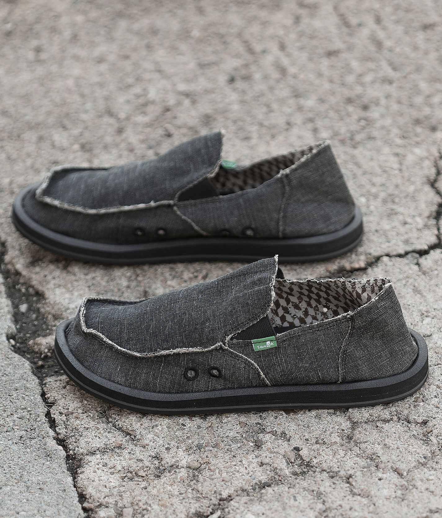 Sanuk Vega Bound Surfer Shoe